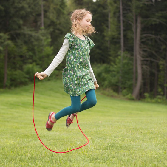 Rope Skipping Grow Tall Myth