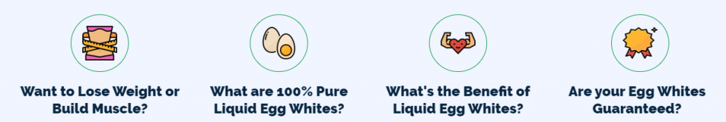 International Liquid Egg Whites Benefits