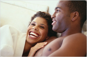 Sexually Active Couple