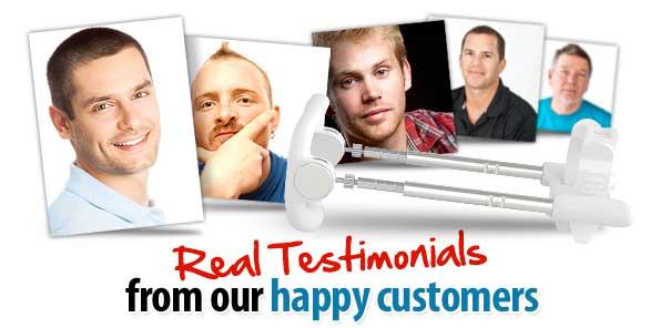 SizeGenetics Happy Customer Testimonial
