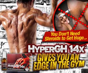 HyperGH 14x the best alternative to HGH needles
