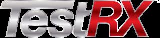 TestRX Logo