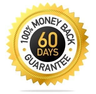 60 days money back guarantee