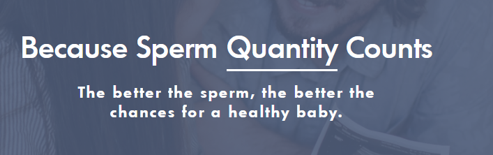 BeliMen to improve sperm count