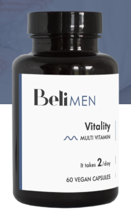 BeliMen Vitality Review