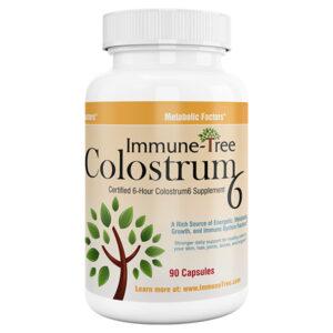 Immune Tree Colostrum 6 Capsules