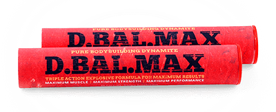 D-Bal Max Dynamite shaped box