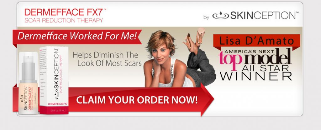 Dermefface FX7 order now mage