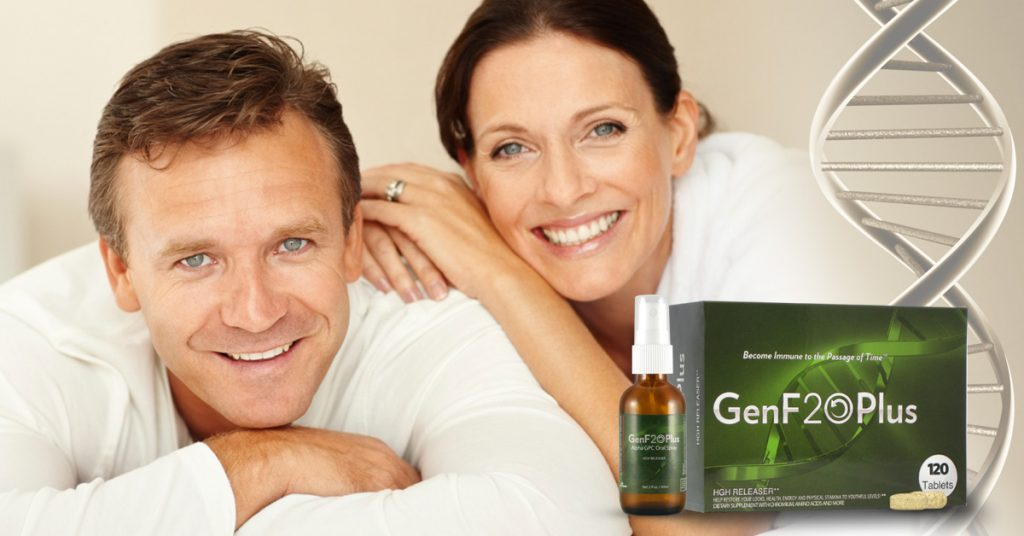 GenF20 Plus HGH Releasing Anti Aging Formula
