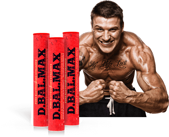 D-Bal Max is a legal steroid alternative to Dianabol