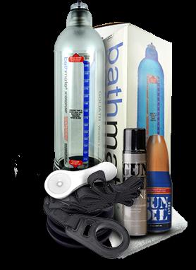 BathMate Water Based Hydromax Pump Series