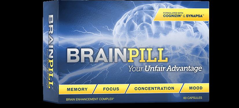 Brain Pill one month supply