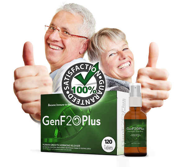 GenF20 Plus Satisfaction Guarantee