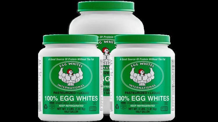Egg White International
