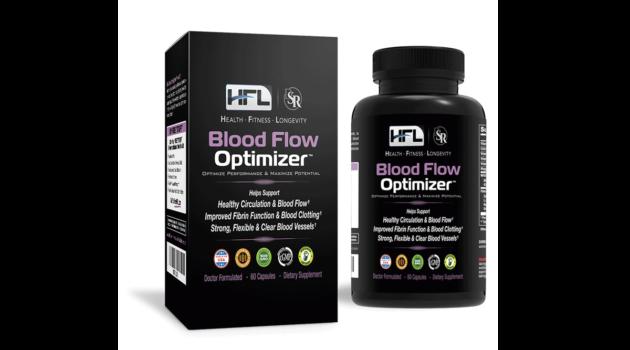 Blood Flow Optimizer Larry Beinhart
