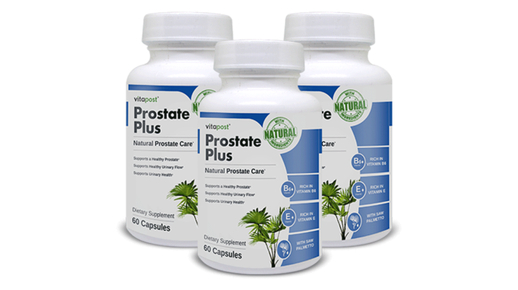 Prostate Plus Larry Beinhart