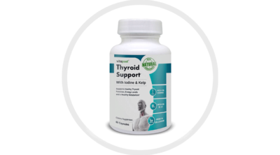 Thyroid Support Larry Beinhart