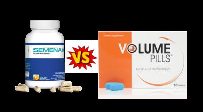 Semenax Vs Volume Pills Larry Beinhart