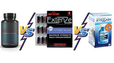 Extenze vs Zyrexin vs Performer8 Comaprison Guide by Larrybeinhart